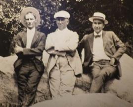 James Cicero & brothers informal