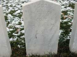 W.S. Beck Grave
