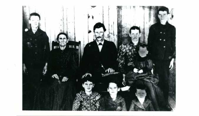 James Edgar Smith & Family