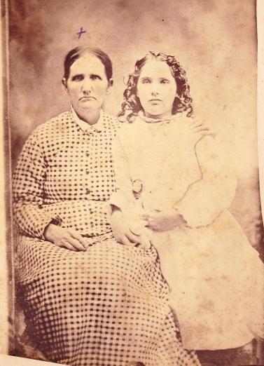 Ellen Cherry Hammock & Mother