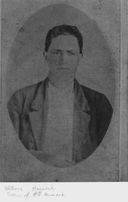 Wilborn Hancock